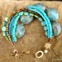 Turquoise Green Bracelet (2)
