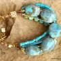 Turquoise Green Bracelet (3)
