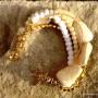 White & Beige Bracelet  (4)