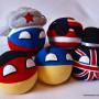 Five Little Countryballs