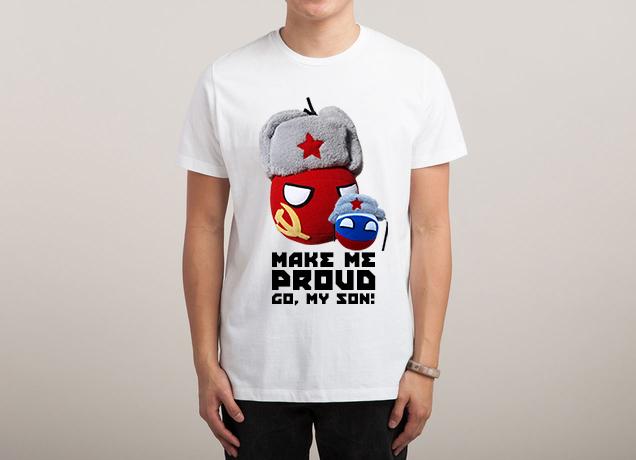 Make Me Proud Son