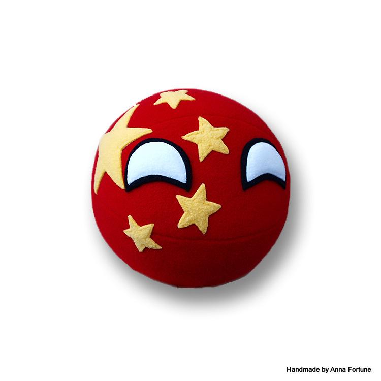 Chinaball – Handmade by Anna Fortune
