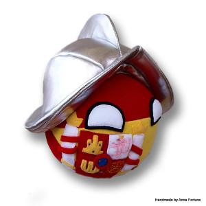 Conquistador Spainball