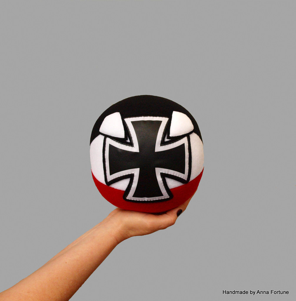 german empire ball