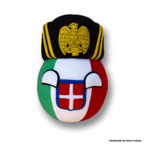 Italyball With Hat